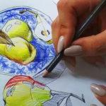 Иллюстрация и скетчинг